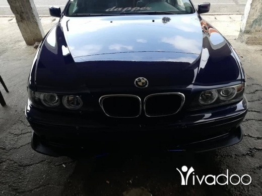 BMW in Jdeidet el-Chouf - bay3 aw tabdil 3a shi yabani automatic 528 96 lok 2003 jant 18 m5 (03565309) watsap or called