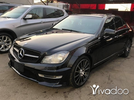 Mercedes-Benz in Beirut City - Mercedes C300 Model :2008 ‏Panoramic Big Screen ‏كتير نظيفة