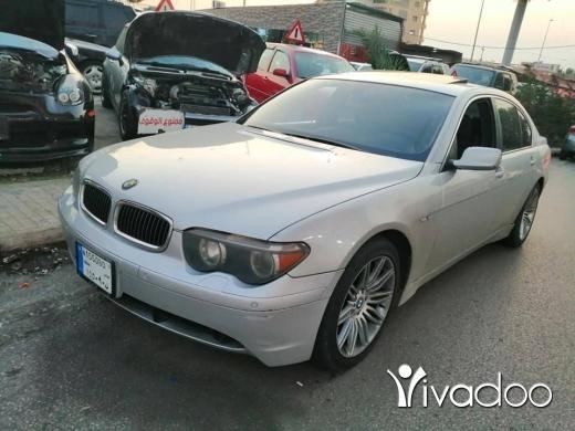 BMW in Beirut City - BMW 745