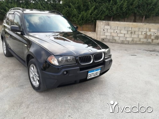 BMW in Port of Beirut - x5