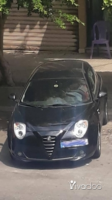 Alfa Romeo in Port of Beirut - Alfa mito 2011
