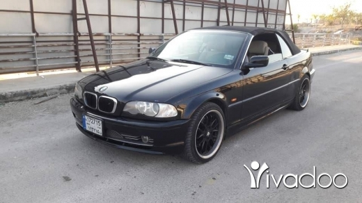 BMW in Port of Beirut - نيوبوي 330