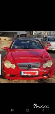 Mercedes-Benz in Khalde - C 230 m:2004 very clean
