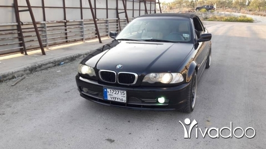 BMW in Port of Beirut - نيوبوي 330ci