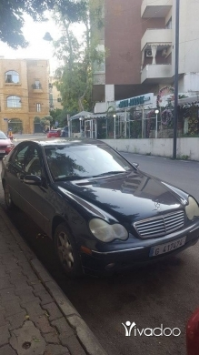 Mercedes-Benz in Beirut City - Mercedez Benz C240