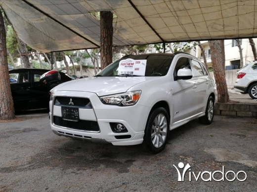 Mitsubishi in Beirut City - Outlander sport 2012 4cyl 2.0L AWD limited