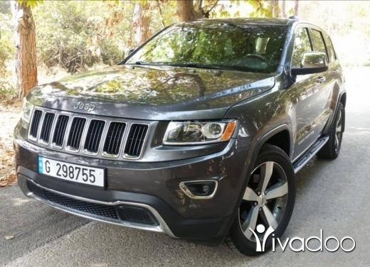 Jeep dans Hazmieh - Jeep Grand Cherokee 4x4