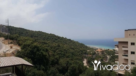 Apartments in Halate - Apartment For Rent in Halat with Panoramic Seaview : L05025
