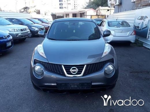 نيسان في مدينة بيروت - Nissan juke model: 2013 (one owner)