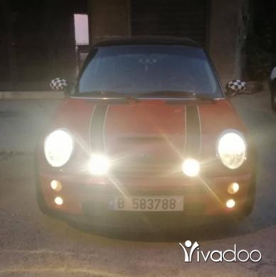 Mini in Bikfaya - Mini Cooper S