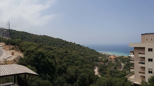 Apartments in Halate - Apartment For Rent in Halat with Panoramic Seaview :