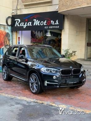 بي ام دبليو في مدينة بيروت - BMW X5 2016 xDrive35i