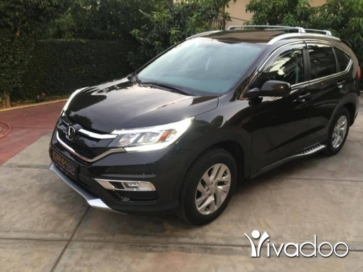Honda in Tripoli - CR-V EXL 2015 BLACK