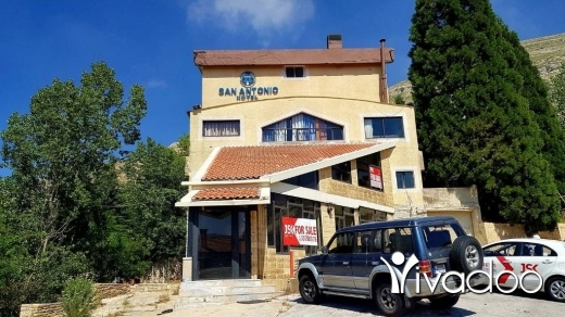 Hotel Apartments in Faraya - Hotel For Sale in Ouyoun Al Simen : L04870