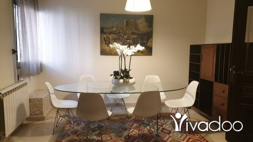 Apartments in Achrafieh -  L04108   Furnished Apartment For Rent in Sassine