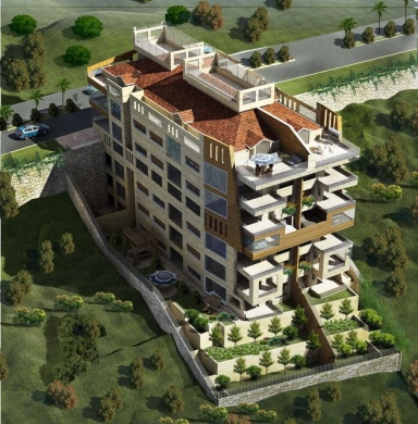 Apartments in Baabda - L05447 3-Bedroom Apartment for Sale in Baabda