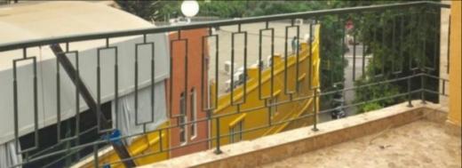 شقق في اشرفيه - Rooftop for rent Lycee Achrafieh 119 m