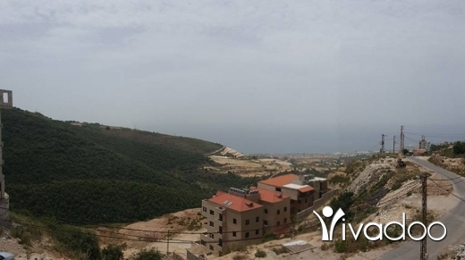 Apartments in Hboub - Apartment For Sale in Hboub Benefits From A Beautifull Sea View : L04803