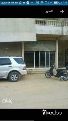 Retail in Choueifat - محل مساحة ٤٤ متر ارتفاع ٤متر يوجد بداخله تواليت ومغسلي   ٤٥٠٠٠$