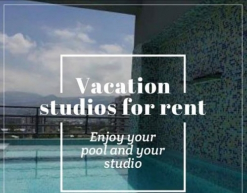 Apartments in Achrafieh - VACATION RENTAL STUDIOS LONG AND SHORT STAY