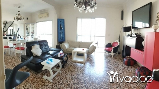 Apartments in Achrafieh - L03953  Nice Apartment For Sale With View in Achrafieh