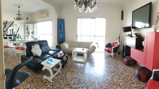 Apartments in Achrafieh - Nice Apartment For Sale With View in Achrafieh