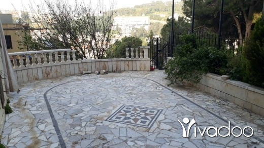 Apartments in Awkar - Hot Deal !! Spacious Apartment For Sale in Aoukar with Terrace & View L04512
