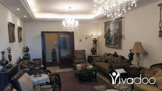 Apartments in Ain Saadeh - Fully Furnished & Decorated Apartment For Rent in Tilal Ain Saade - L04433