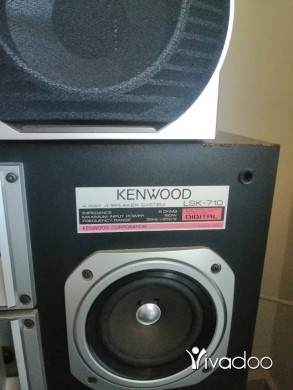 Audio & Stereo in Beit el Chaar - Kenwood speakers
