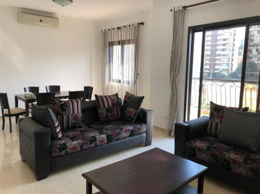 Apartments in Horsh Tabet - L05695 Furnished Apartment for Rent in Horsh Tabet 140m