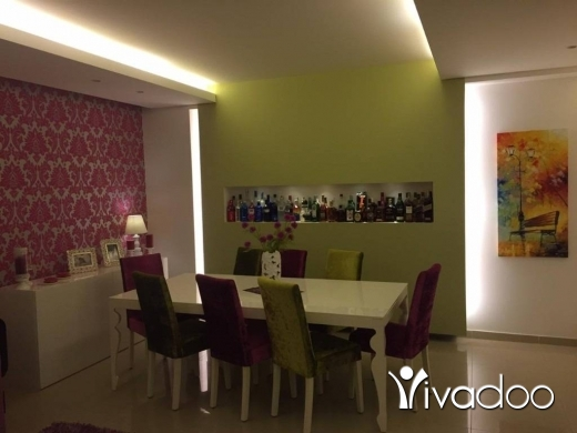 شقق في نقاش - Hot Deal ! Fully Furnished Apartment For Sale with Terrace in Naccache  L04384