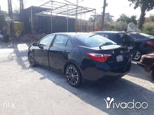 Toyota in Beirut City - 13 800 $ Toyota corolla برجا, جبل لبنان