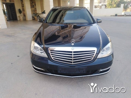 Mercedes-Benz in Zahleh - 14 200 $ Mercedes benz s550l / 2007