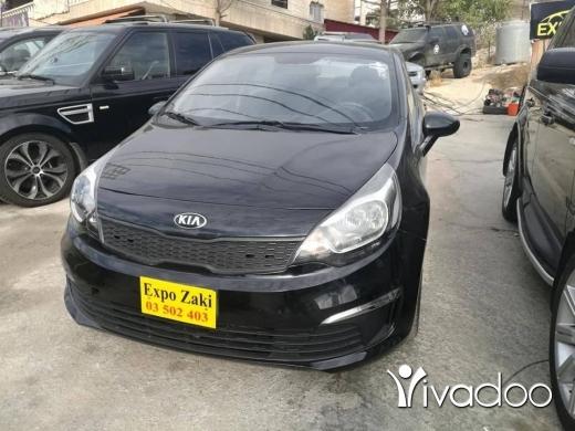 Kia in Beirut City - 8 200 $ Kia Rio mod 2016 very clean no accident phone 03502403 بيروت, بيروت