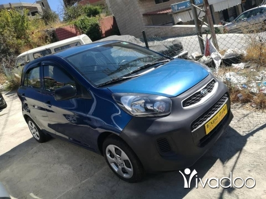 Kia in Beirut City - 7 000 $ Kia picanto mod 2016 very clean no accident phone 03502403 بيروت, بيروت