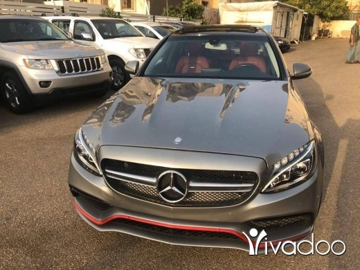 Mercedes-Benz in Beirut City - 27 500 $ Cla 2015