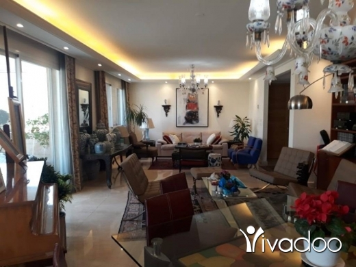 Apartments in Dbayeh - Spacious Apartment of 300 sqm For Sale in Marina Hills Dbayeh - L04357