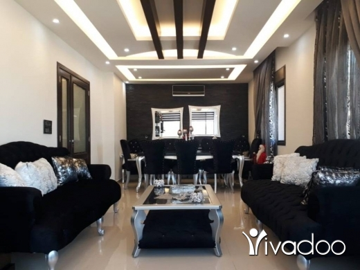 Apartments in Dbayeh - Fully Furnished & Decorated Apartment for Sale in The Heart of Dbayeh - L04349
