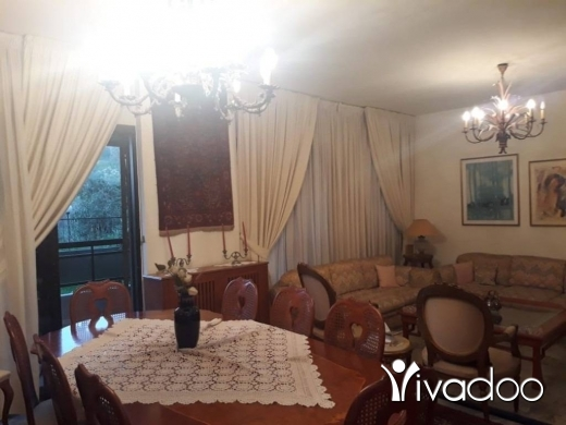 Appartements dans Zalka - Well Located Apartment For Sale in Zalka With Garden and Sea View - L04335