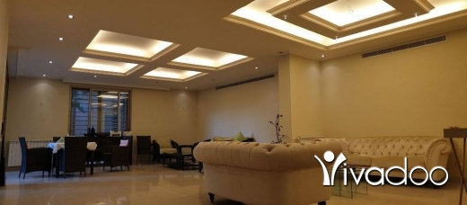 Apartments in Mar Takla - L05400 Luxurious 280 sqm Apartment for Sale with Terrace And Garden in Mar Takla