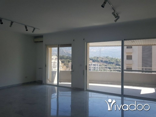 Apartments in Baabda - L05396 Apartment for Rent In Jamhour with Great View
