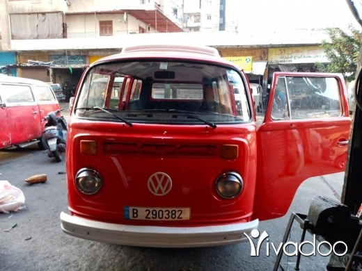 Volkswagen in Tripoli - 6 000 $ Van volkswage 1974 /فان فولكسفاغن ١٩٧٤ طرابلس, الشمال