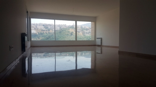 Apartments in Baabda - L05525 200 sqm Apartment for Sale with  Mountain View in Mar Takla
