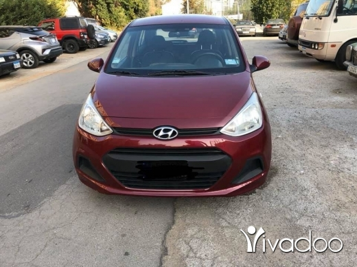 Hyundai in Beirut City - 7 800 $ Hyundai grand i10 mod 2016 ‎بيروت, بيروت