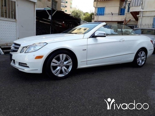 Mercedes-Benz in Beirut City - 23 000 $ E 2012