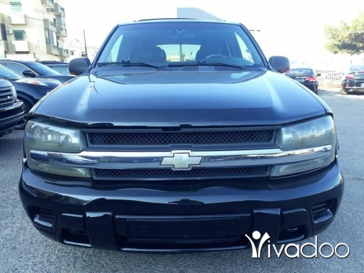 Chevrolet in Tripoli - 5 200 $ Trailblazer ltz خارق النضافه 2002 طرابلس, الشمال