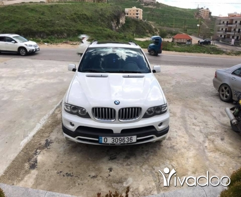 BMW in Beirut City - 1 $ X5 2004 whatsap 71929990 trade Fort Rock, OR