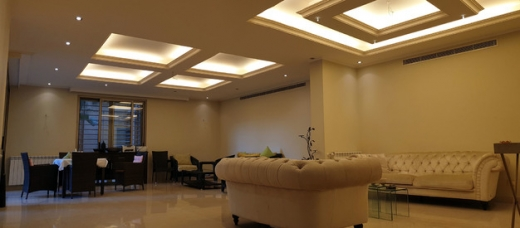 Apartments in Baabda - Luxurious 280 sqm Apartment for Sale with Terrace And Garden in Mar Takla