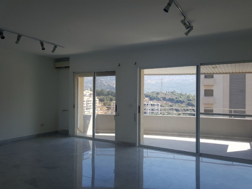 Appartements dans Baabda - L05396 Apartment 120 sqm for Rent In Jamhour with Great View