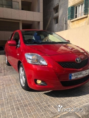 Toyota in Beirut City - 6 500 $ TOYOTA YARIS 2008 ‎بيروت, بيروت